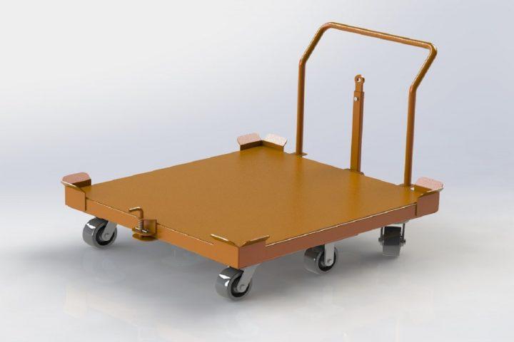Tugger Cart